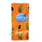 RUBICON PAPAYA - BEVANDA AL GUSTO FRUTTA 12x1L