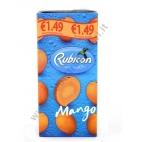 RUBICON MANGO - BEVANDA AL GUSTO FRUTTA 12x1L