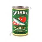 GEISHA MACKEREL TOMATO - SGOMBRI IN SALSA DI POMODORO 50x155g