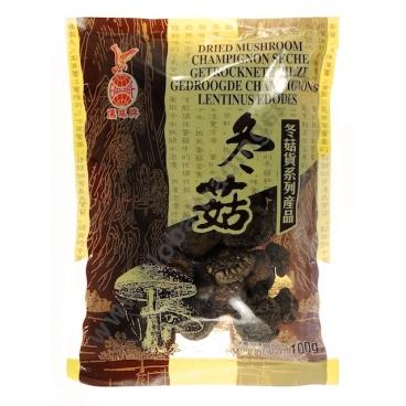EAGLOBE DRIED MUSHROOM - FUNGHI SHITAKE SECCHI 50x100g