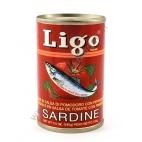 LIGO ROSSO - ALACCE IN SALSA PICCANTE 100x155g