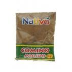 NATIVO COMINO MOLIDO - CUMINO IN POLVERE 25x50g