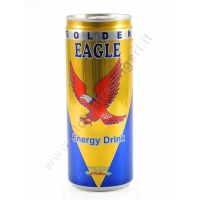 GOLDEN EAGLE ENERGY DRINK 24x250ml