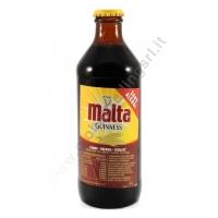 GUINNESS MALTA - BEVANDA AL MALTO (NIGERIA) 24-40x330ml