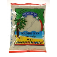 BLUE BAY POUNDED YAM - FUFU DI IGNAME 12x1kg
