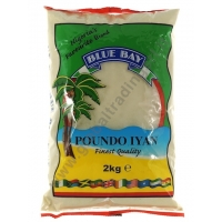 BLUE BAY POUNDED YAM - FUFU DI IGNAME 6x2kg