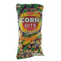 CORN BITS CHICKEN - SNACK DI MAIS 100x70g