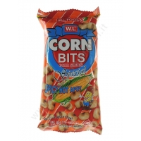CORN BITS SPICY HOT - SNACK DI MAIS 100x70g