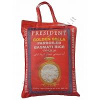 PRESIDENT RISO BASMATI PARBOILED 10kg