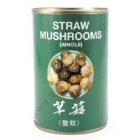 AEF STRAW MUSHROOMS - FUNGHI AL NATURALE 24x425g