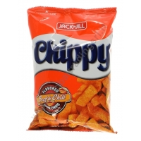 J&J CHIPPY BEEF & CHILLI - SNACK SALATO 50x110g