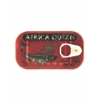 AFRICA QUEEN SARDINES RED - SARDINE IN OLIO VEGETALE 50x125g