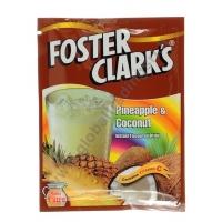 FOSTER CLARK'S PINEAPPLE+COCONUT - BEVANDA ISTANTANEA 12x45g