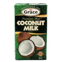 GRACE COCONUT MILK - LATTE DI COCCO 12x1L