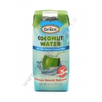 GRACE COCONUT BRICK - ACQUA DI COCCO 12x330ml