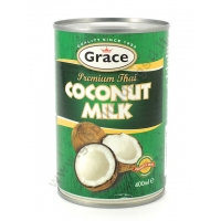 GRACE COCONUT MILK - LATTE DI COCCO 12x400ml