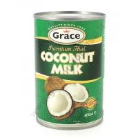 GRACE COCONUT MILK - LATTE DI COCCO 12x400ml