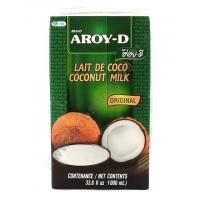 AROY-D COCONUT MILK - LATTE DI COCCO BRICK 12x1L