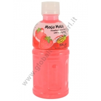 MOGU MOGU STRAWBERRY - BEVANDA AL GUSTO FRAGOLA 24x320ml
