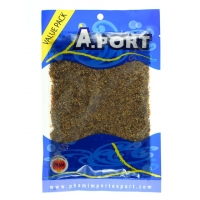 A.PORT FISH POWDER - PESCE MACHOIRON IN POLVERE 70x100g