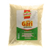 UNIFRESH GARI BIANCO - SEMOLA DI MANIOCA 15x1kg