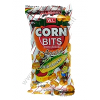 CORN BITS CHILLI CHEESE - SNACK DI MAIS 100x70g