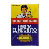 EL NEGRITO HARINA - PORRIDGE ISTANTANEO 50x225g