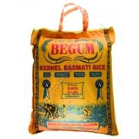 BEGUM KERNEL RISO BASMATI (INDIA) 4x5kg