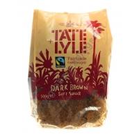 TATE & LYLE DARK BROWN SUGAR - ZUCCHERO DI CANNA 10x500g