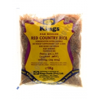 KFL KINGS RED COUNTRY RICE PARBOILED - RISO 20x1kg