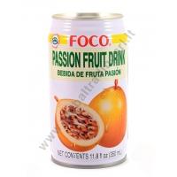 FOCO PASSION FRUIT - BEVANDA AL GUSTO FRUTTA 24x350ml
