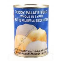 COCK TODDY PALM WHOLE - FRUTTI DI PALMA IN SCIROPPO 24x565g