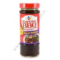 CJ KOREAN BBQ BULGOGI MARINADE - MARINATA ISTANTANEA 12x500g