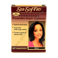 STA-SOF-FRO PERMANENT POWDER HAIR COLOUR
