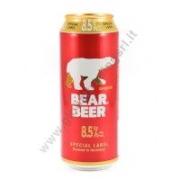 BEAR BIRRA 8,5% 24x500ml