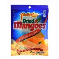 PHILIPPINE DRIED MANGO - MANGO ESSICCATO 25x100g