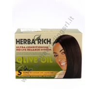 CREME OF NATURE HERBA RICH OLIVE OIL SUPER KIT