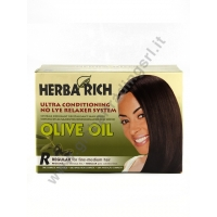 CREME OF NATURE HERBA RICH OLIVE OIL REGULAR KIT