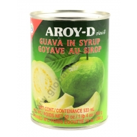 AROY-D GUAVA IN SCIROPPO 24x565g (FR/AE)