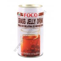FOCO GRASS JELLY - BEVANDA AL GUSTO FRUTTA 24x350ml