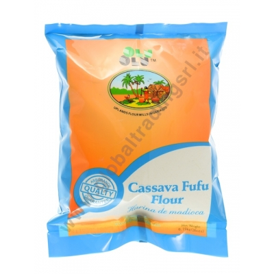 how to make fufu from cassava