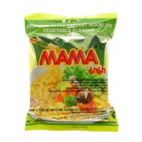 MAMA INSTANT NOODLES VEGETABLES 30x60g