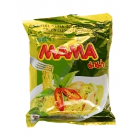 MAMA INSTANT NOODLES CHICKEN GREEN CURRY 30x55g