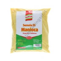UNIFRESH GARI GIALLO - SEMOLA DI MANIOCA 15x1kg