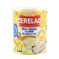 CERELAC RICE & MAIZE - CEREALI SOLUBILI 24x400g