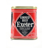 EXETER CORNED BEEF - CARNE DI MANZO IN SCATOLA 24x340g