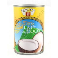 MO-LY COCONUT MILK - LATTE DI COCCO 24x400ml