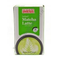 GOLD KILI MATCHA LATTE - BEVANDA SOLUBILE (10 bags) 24x250g