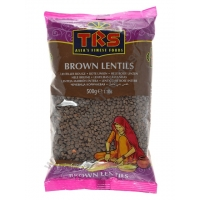 TRS BROWN LENTILS - LENTICCHIE MARRONI 20x500g