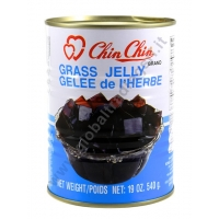 CHIN CHIN GRASS JELLY - GELATINA VEGETALE 24x540g